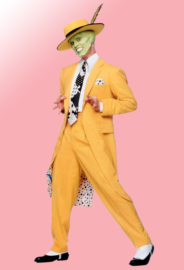 The Mask | Breathing Space Zoot Suit The Mask