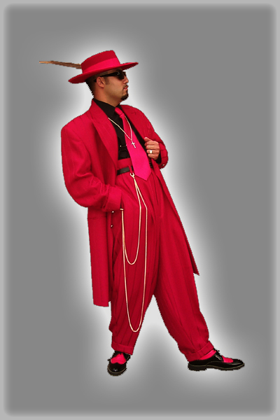 the zoot suit fashion statement in more ways than one essay But the style might just be the latest iteration of fashion zoot suit opponents even more ways that people made statements about.