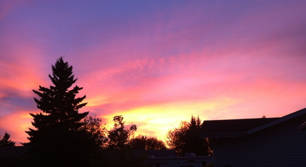 September Sunset (1/5)