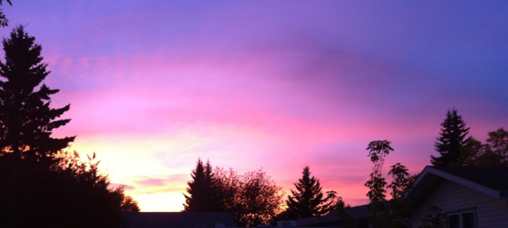 September Sunset (2/5)