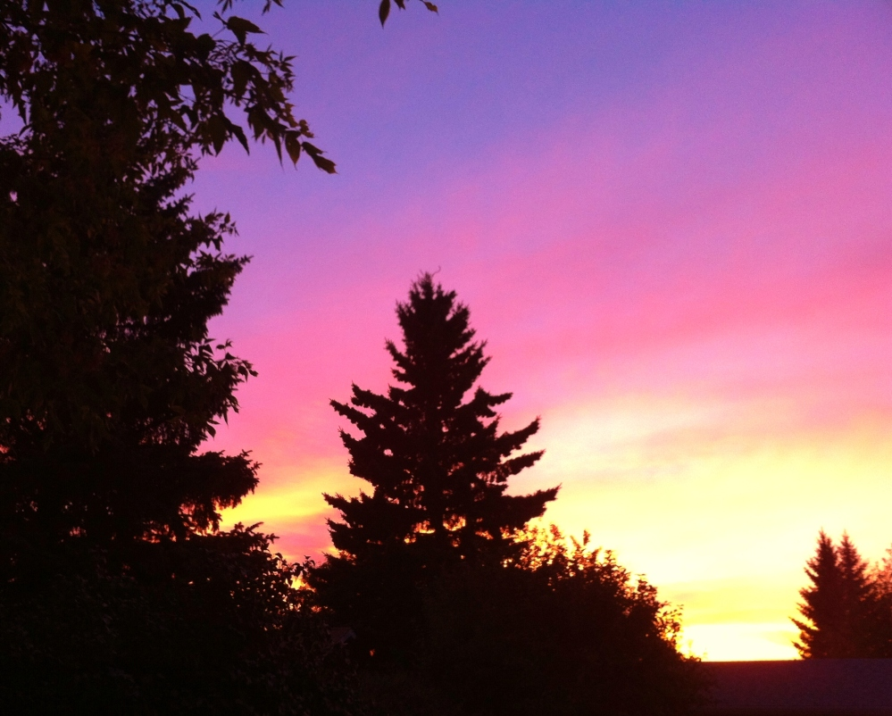 September Sunset (3/5)