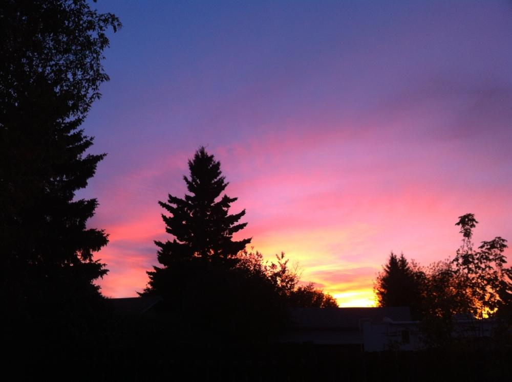 September Sunset (5/5)