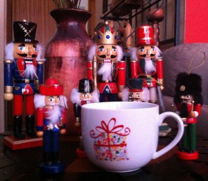 Nutcrackers on Caffeine