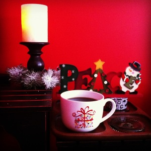 Peace on Earth and Hot Coffee for All