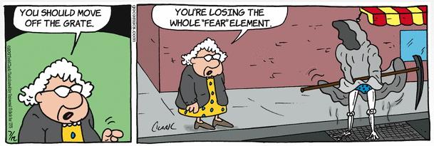 fear element