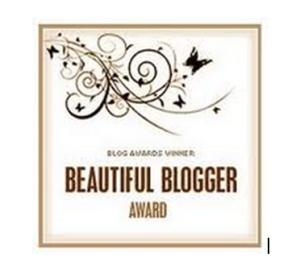 award beautiful blogger