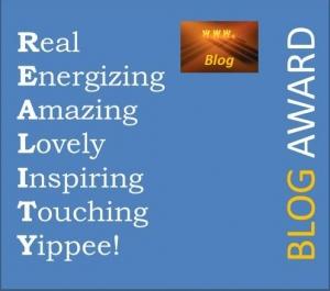 award reality blog