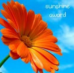 award sunshine