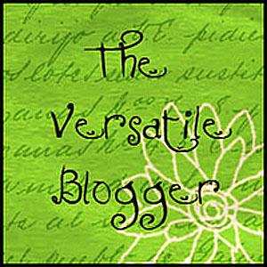 award versatile blogger