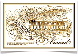 award very inspiring