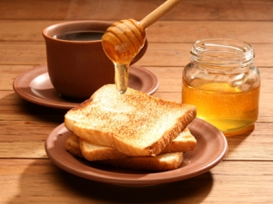 honey on toast