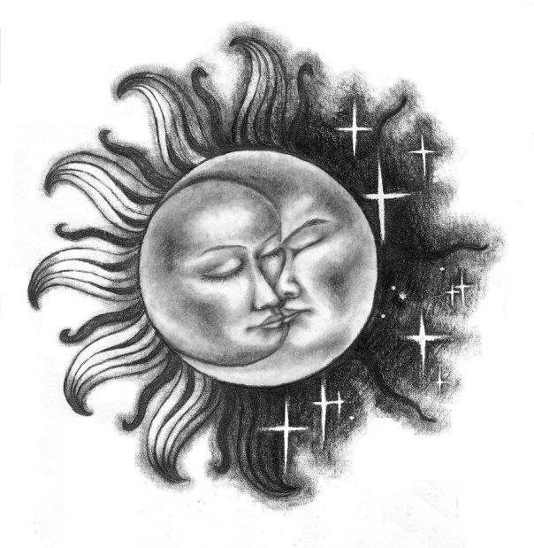 sun moon role reverse hozukidono.deviantart.com