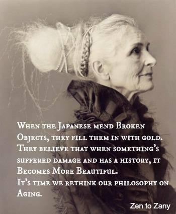 aging zen to zany