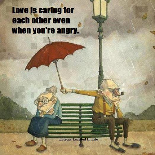 even when you're angry