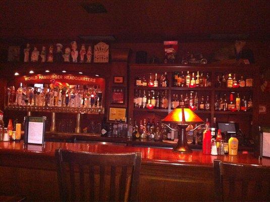 quaint bar
