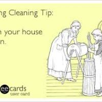 Spring Blog Cleaning