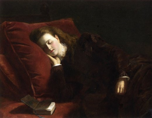 William Powell Frith - Sleep