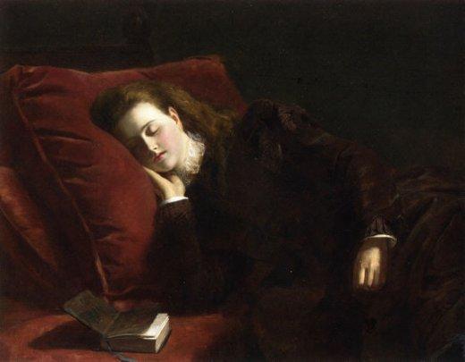 William Powell Frith - Sleep