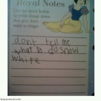 Really Snow White