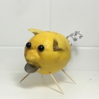 Yes I Did Make a Lemon Pig